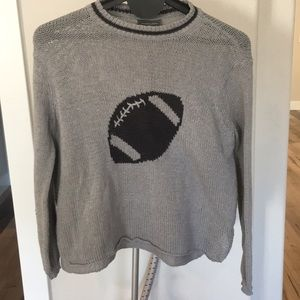 Wooden Ships football sweater size M/L